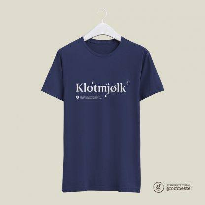 Tskjorte klotmjølk